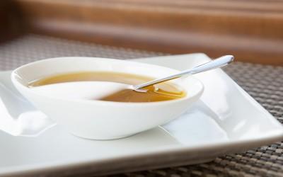 How to make Lemon Garlic Vinaigrette!
