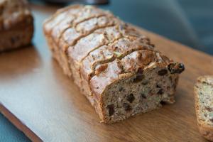 Amazing Foodie's Vegan Zucchini Bread recipe!