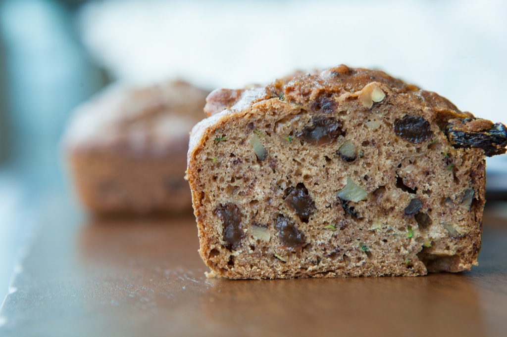 Amazing Foodie's Vegan Zucchini Bread recipe!