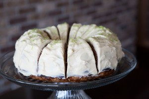 Mama's Famous Carrot Cake recipe. A total crowd pleaser!