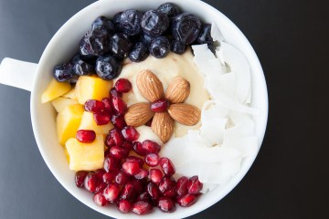 Sweet Mango Healthy Bowl recipe!