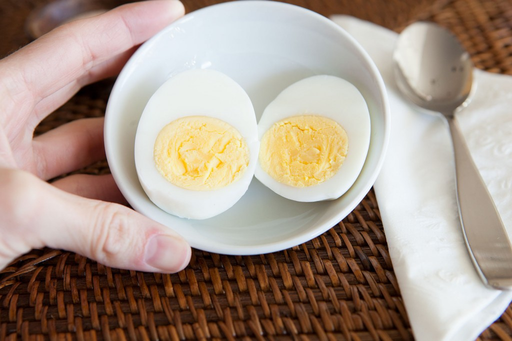 How to boil the perfect egg!