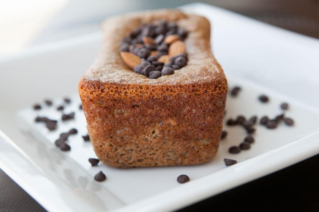 Mini Paleo Banana Bread Loaves with Chocolate Chips & Honey recipe!