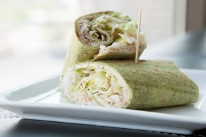 Amazing Foodie's Tabasco Pepper Jelly and Cream Cheese Turkey Wrap recipe. So delicious; try it for lunch!
