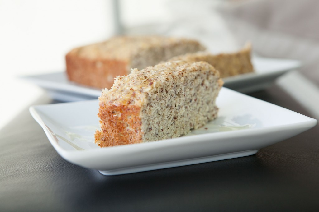 Simple Paleo Bread recipe. Gluten free and dairy free!