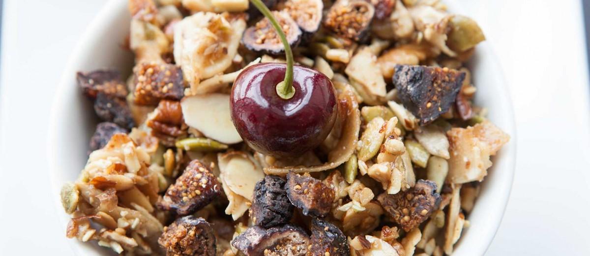 Hippie Paleo Granola - gluten free recipe!