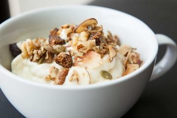 Mango Pineapple Delight with Hippie Granola Healthy Bowl recipe!