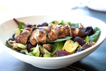Cherry Walnut Summer Salad recipe!