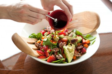 Eat the Rainbow Summer Salad recipe!
