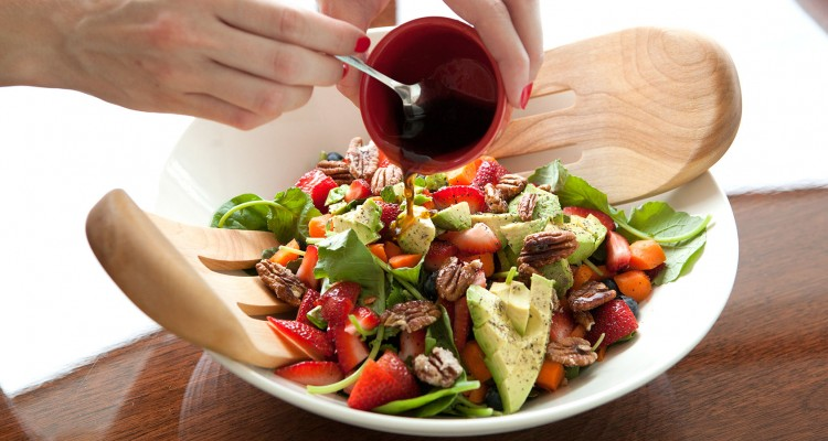 Eat the Rainbow Summer Salad recipe!