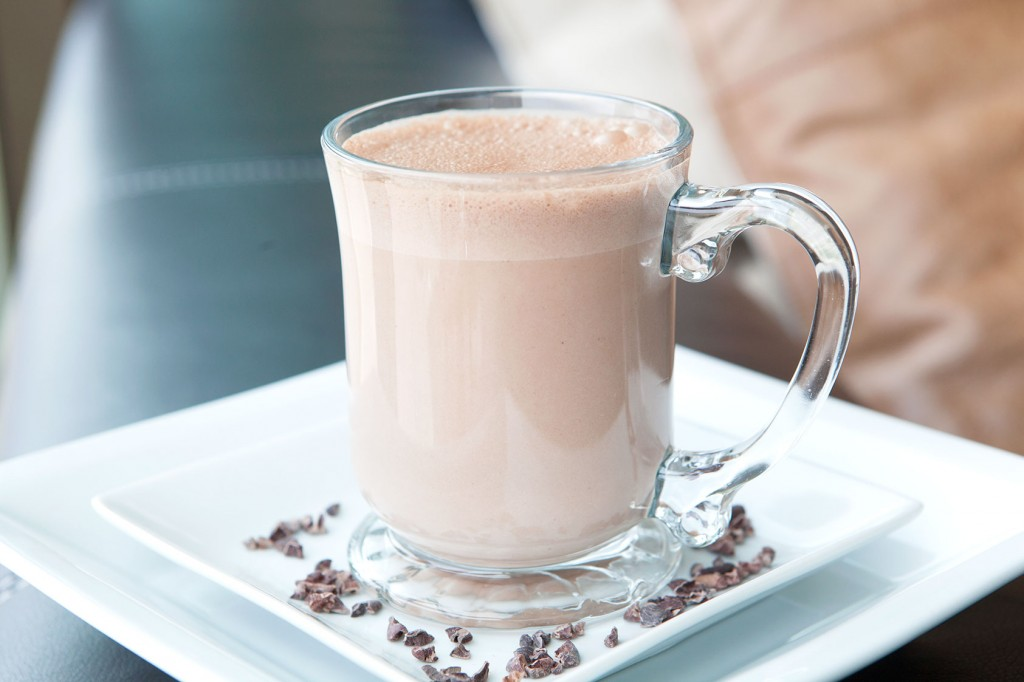 3 Ingredient Paleo Hot Cocoa