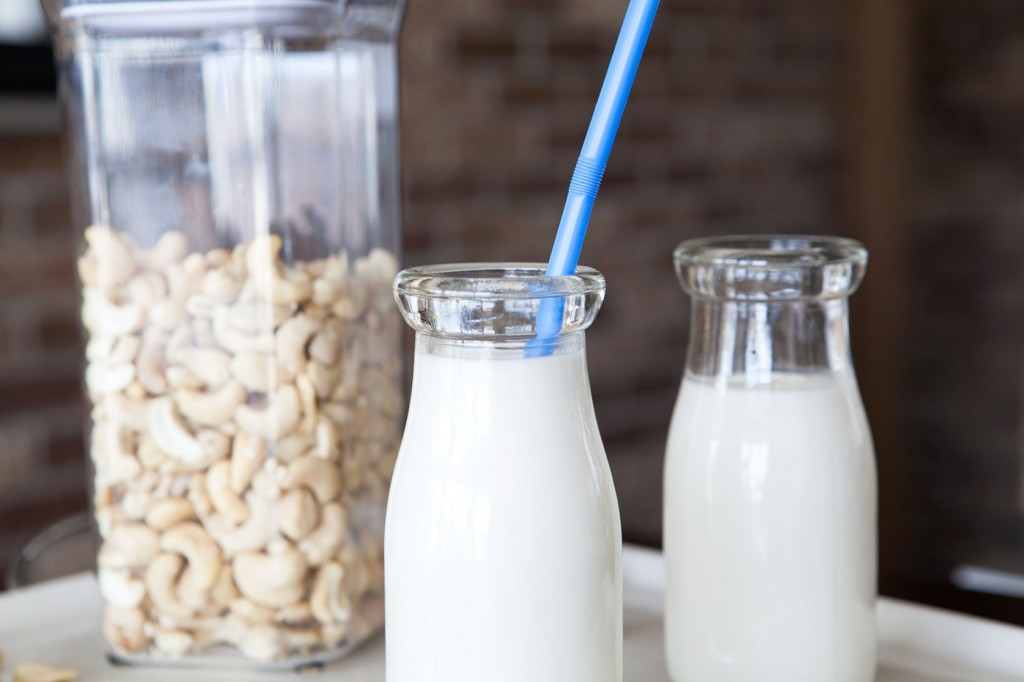 How To: Make Homemade Cashew Milk