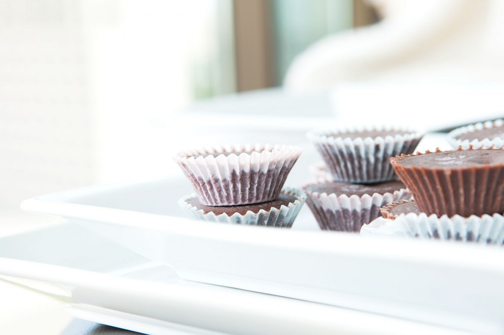 Mini Paleo Fudge Cups